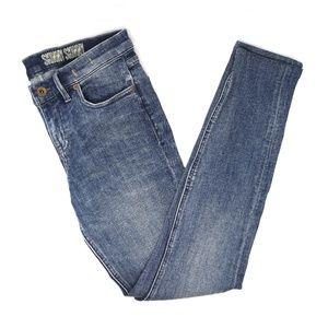Madewell   Skinny skinny medium wash jeans size 27
